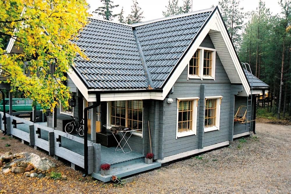 Строительство финских домов