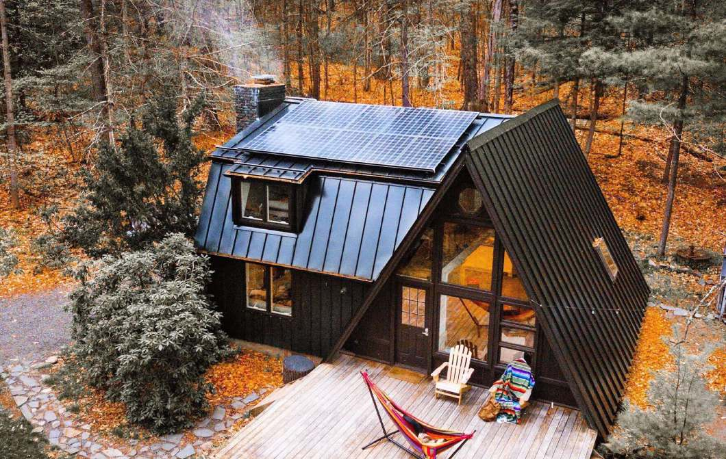 фото каркасного дома для постоянного проживания