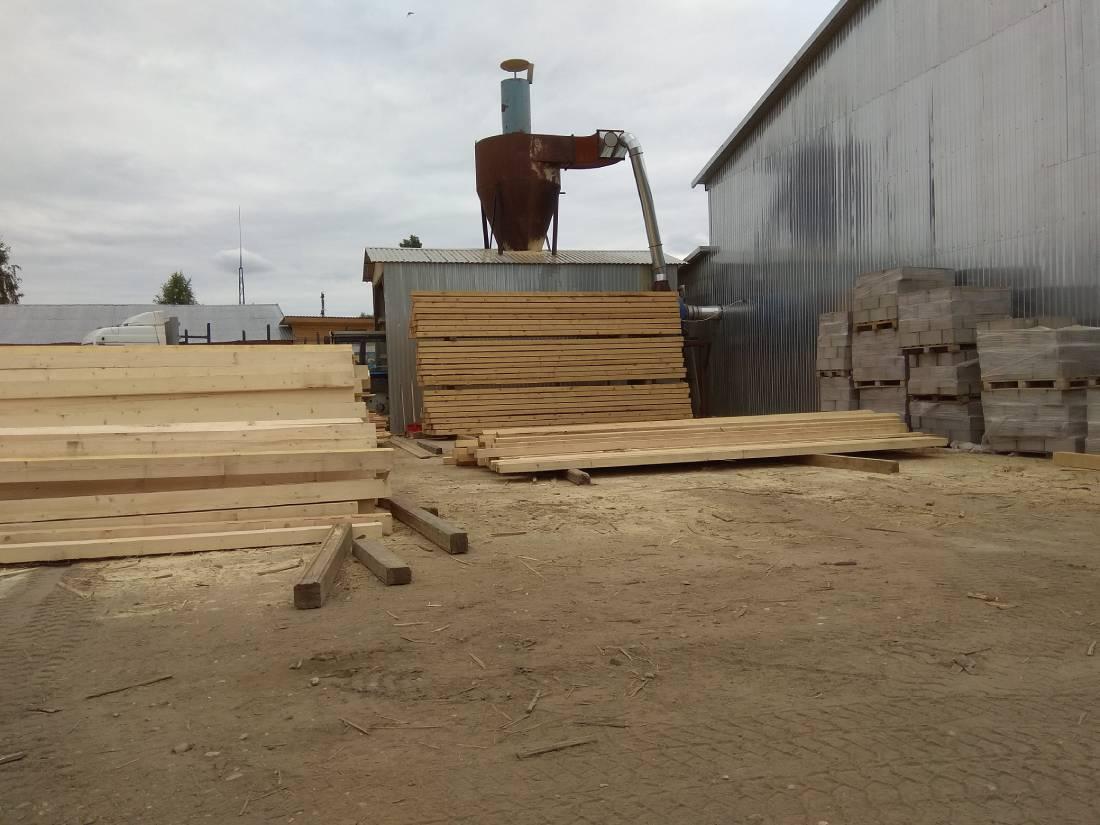 Производство деревянных бань Домрусстрой