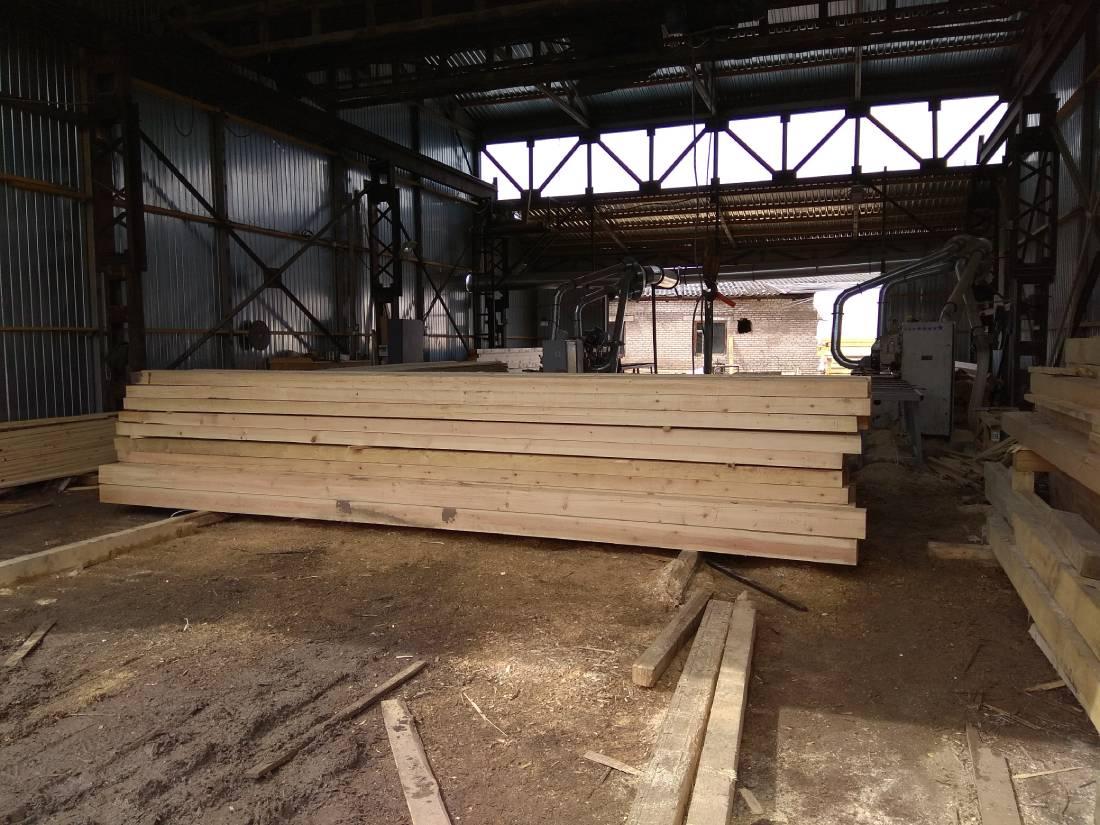 Производственная база Домрусстрой
